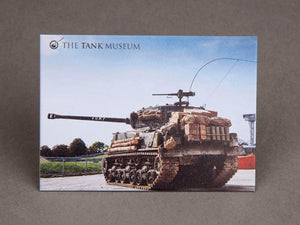 Fury Fridge Magnet - The Tank Museum
