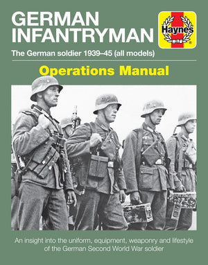German Infantryman Operations Manual - The Tank Museum