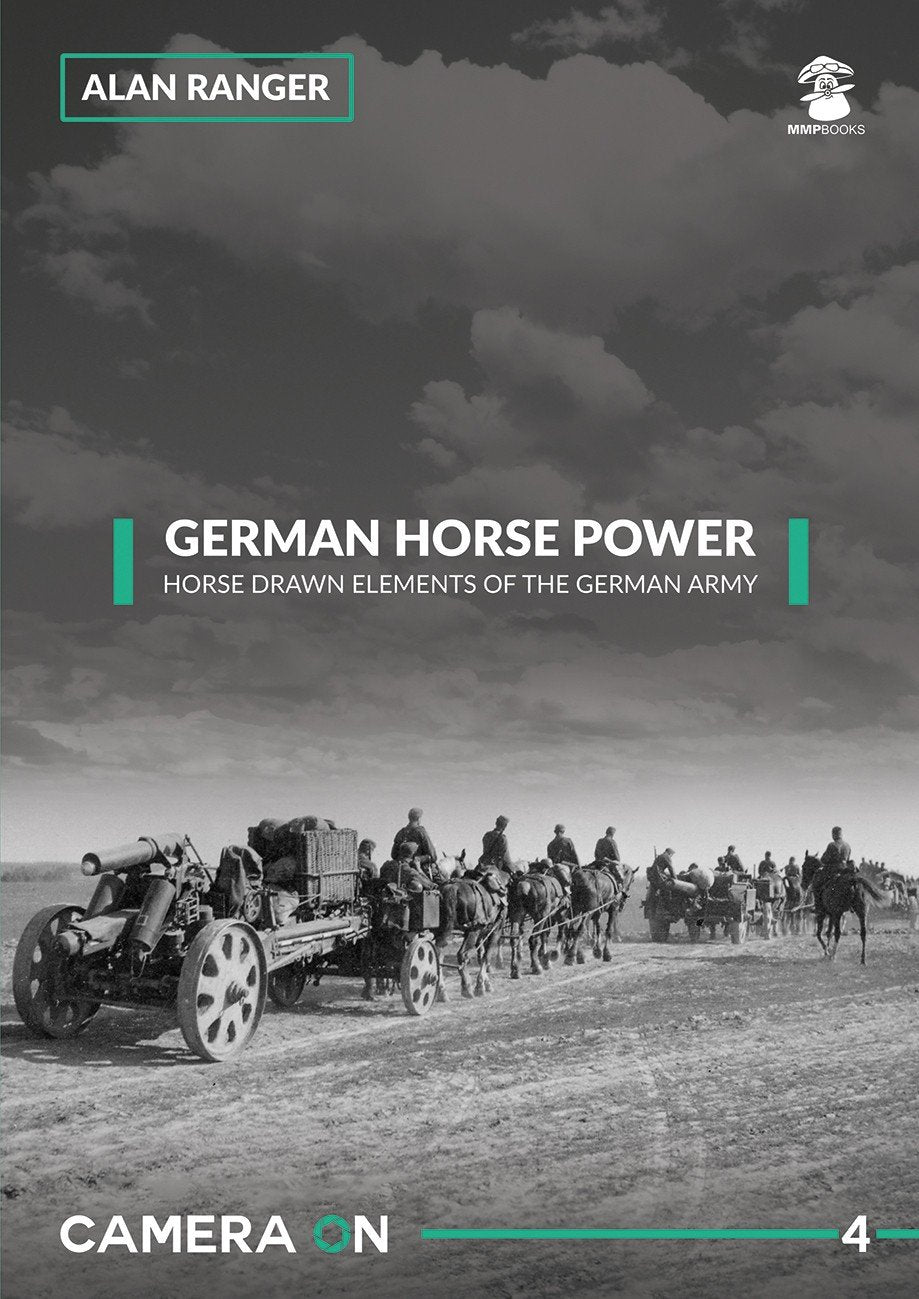 German Horse Power - Horse Drawn Elements of the German Army - The Tank Museum