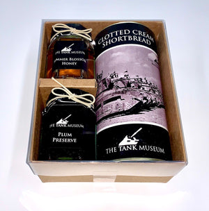Shortbread and Preserve Gift Pack - The Tank Museum