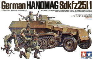 Tamiya German Hanomag Sdkfz251/1 1/35 - The Tank Museum