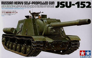 Tamiya Russian JSU 152 1/35 - The Tank Museum