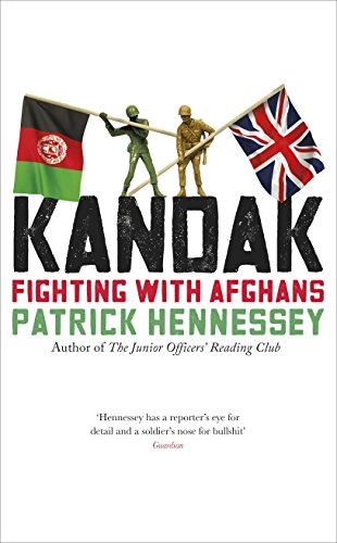 Kandak - Fighting with Afghans - The Tank Museum