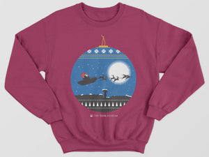 Kids Christmas Bauble Sweater - The Tank Museum