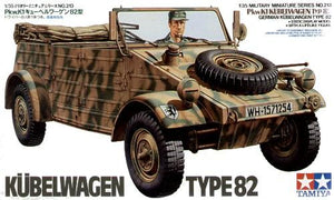 Tamiya Kubelwagen Type 82 1/35 - The Tank Museum