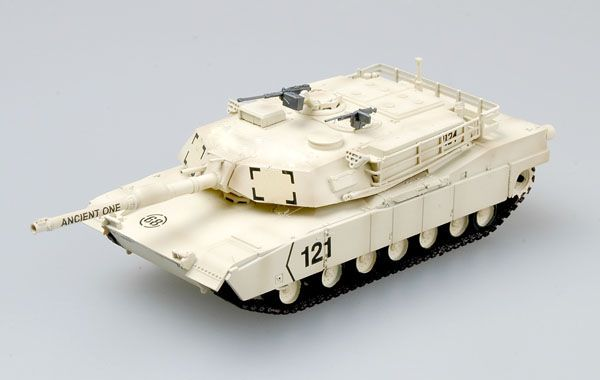 Easy Model 1/72 M1A1