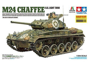 Tamiya M24 Chaffee 1/35 - The Tank Museum