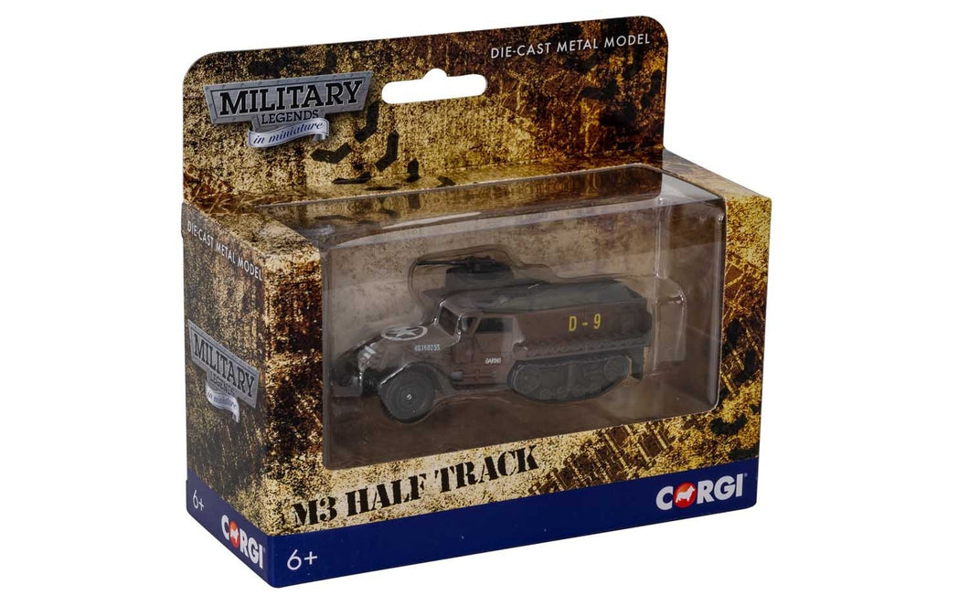 Corgi Military Legends M3 Half Track - The Tank Museum