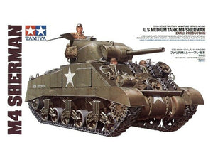 Tamiya M4 Sherman 1/35 - The Tank Museum