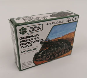 1/72 German M88A1G Recovery Tank - The Tank Museum