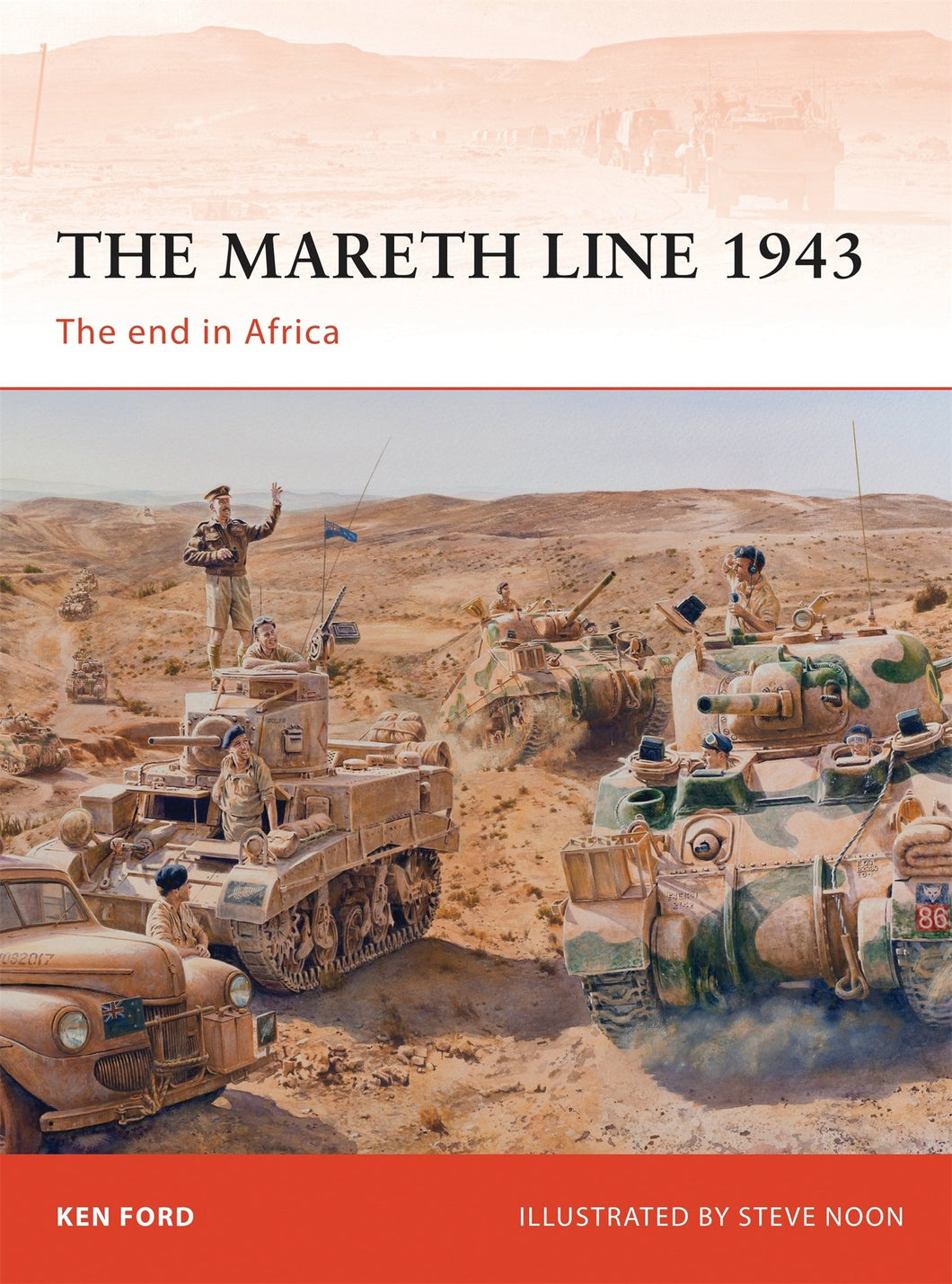 The Mareth Line 1943 - The Tank Museum