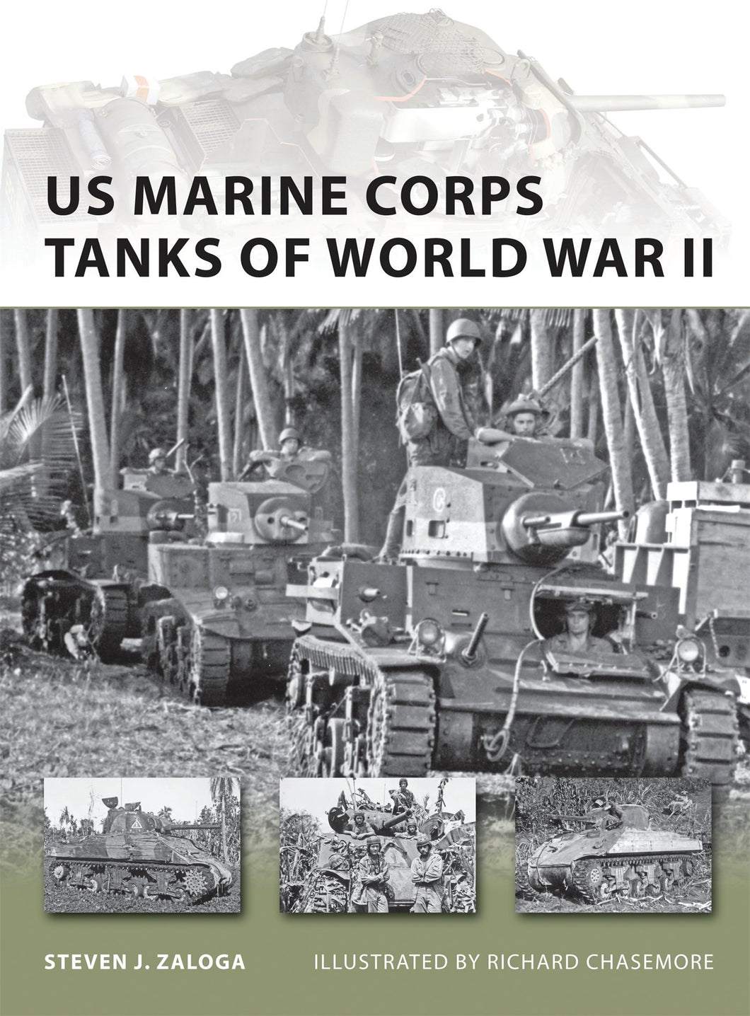 US Marine Corps Tanks of World War II - The Tank Museum