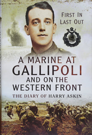 A Marine at Gallipoli and on the Western Front - The Tank Museum