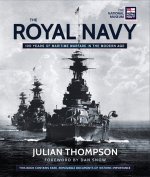 The Royal Navy: 100 years of Maritime Warfare in the Modern Age - The Tank Museum