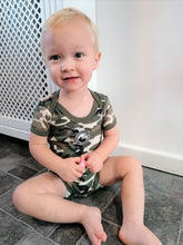Load image into Gallery viewer, Tank Museum Baby Grow