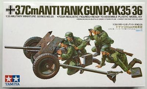 Tamiya ANTI TANK PAK 35/36* 1/35 - The Tank Museum