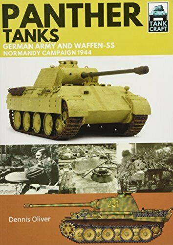 Tank Craft: Panther Tanks