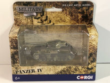 Load image into Gallery viewer, Corgi Military Legends Panzer IV - The Tank Museum