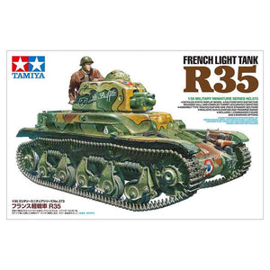 Tamiya R35 French 1/35 - The Tank Museum