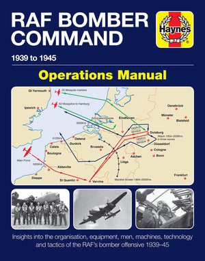 Bomber Command Operations Manual - The Tank Museum