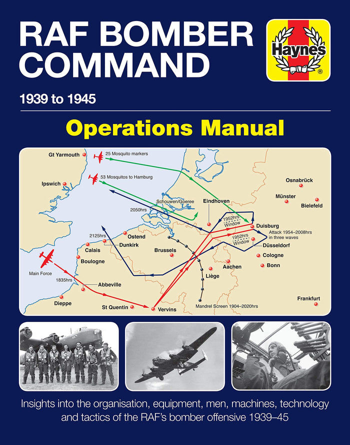 Bomber Command Operations Manual