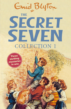 The Secret Seven Collection 1 - The Tank Museum
