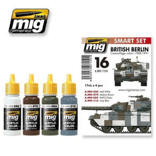 Load image into Gallery viewer, Ammo by Mig Paint Smart Sets. - The Tank Museum
