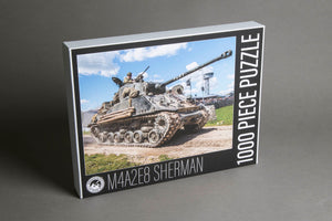 Sherman Fury Jigsaw