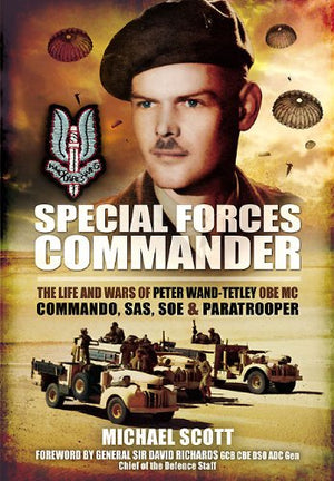 Special Forces Commander - The Tank Museum