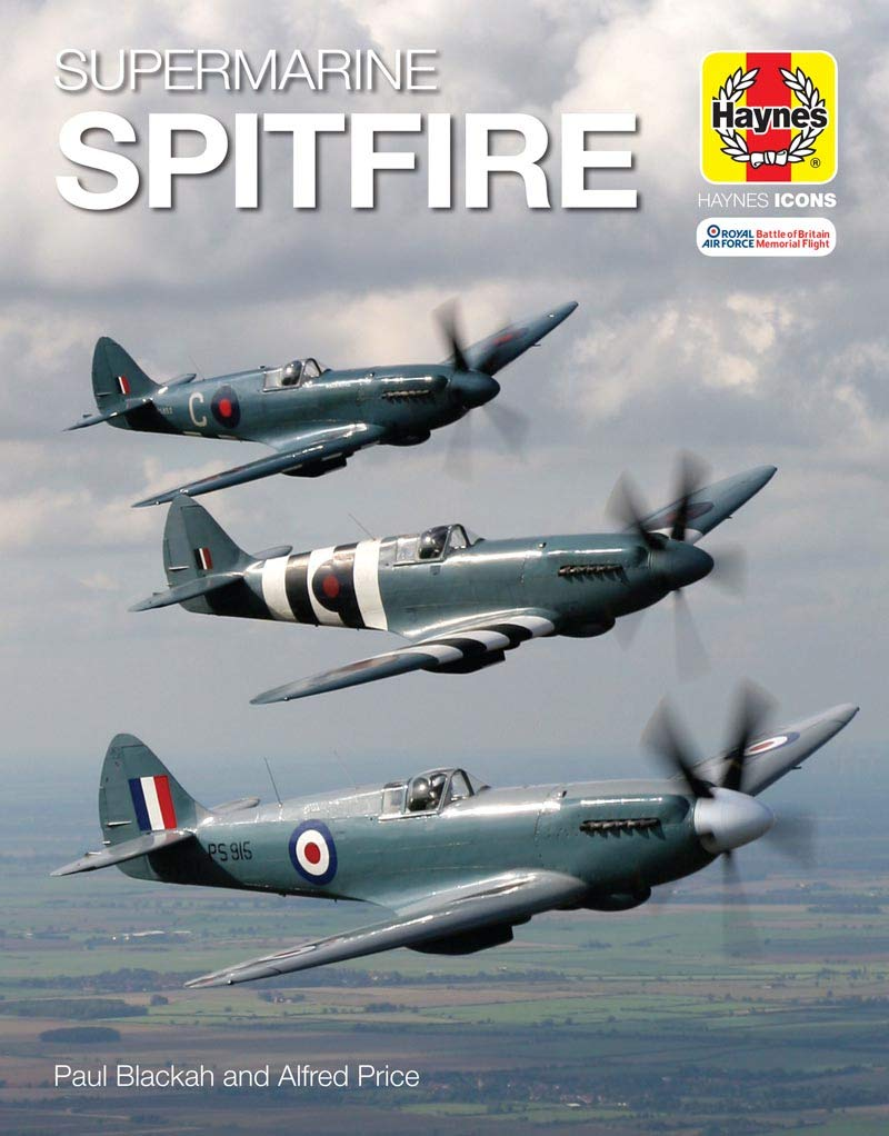 Supermarine Spitfire Hayes Icons - The Tank Museum
