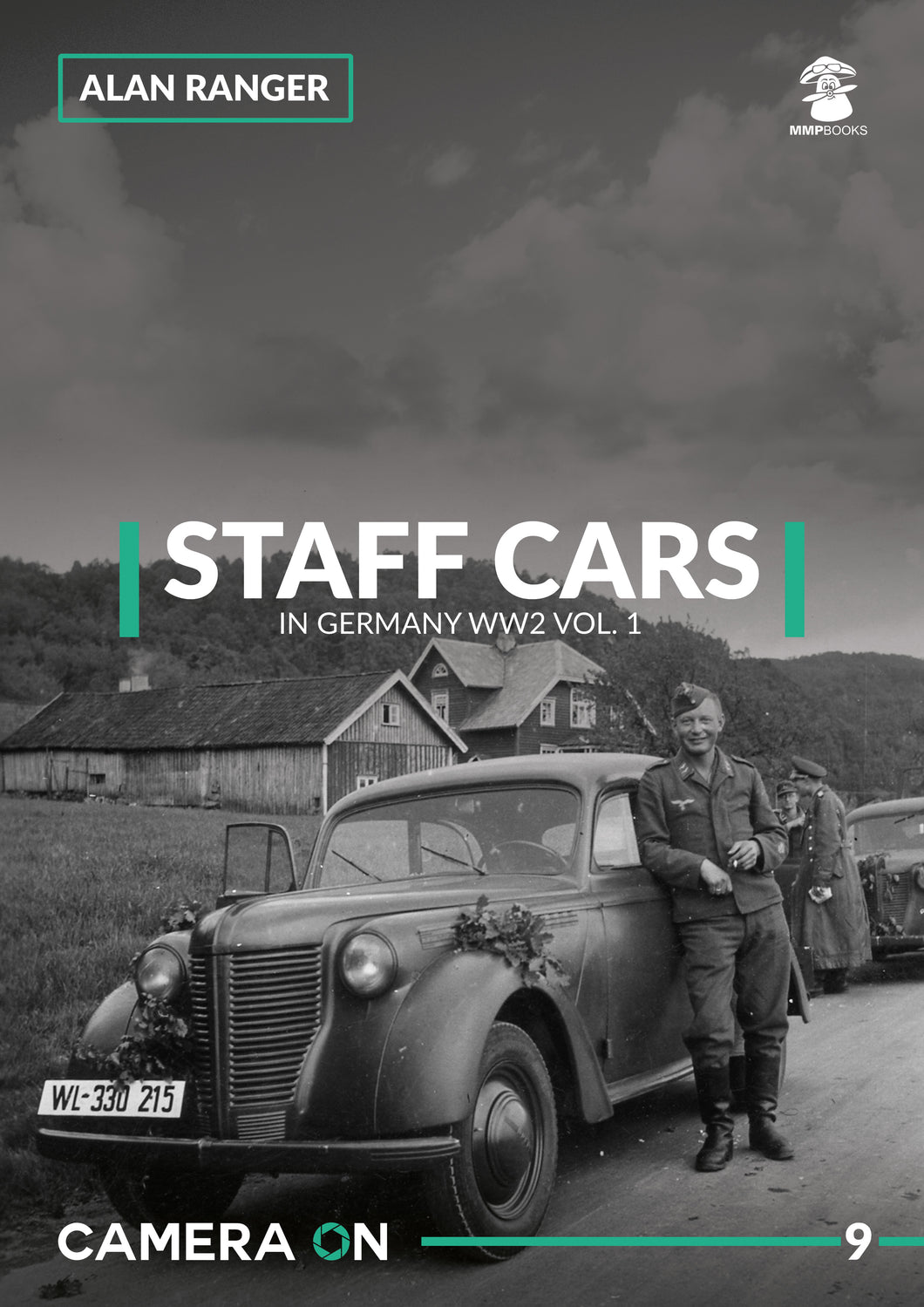 Staff Cars - In Germany WW2 Vol 1 - The Tank Museum