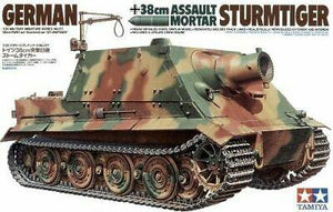 Tamiya Strumtiger 38cm Assault Mortar 1/35 - The Tank Museum