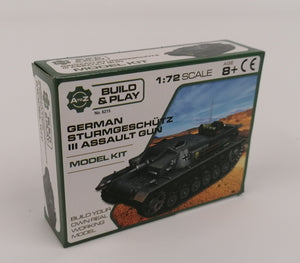1/72 German Sturmgeschutz III Assault Gun - The Tank Museum
