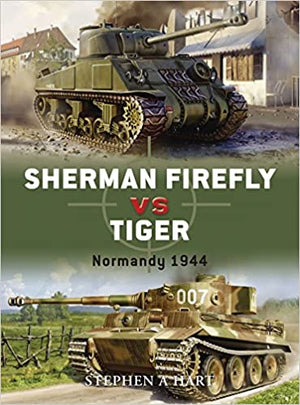 Sherman Firefly Vs Tiger: Normandy 1944 - The Tank Museum