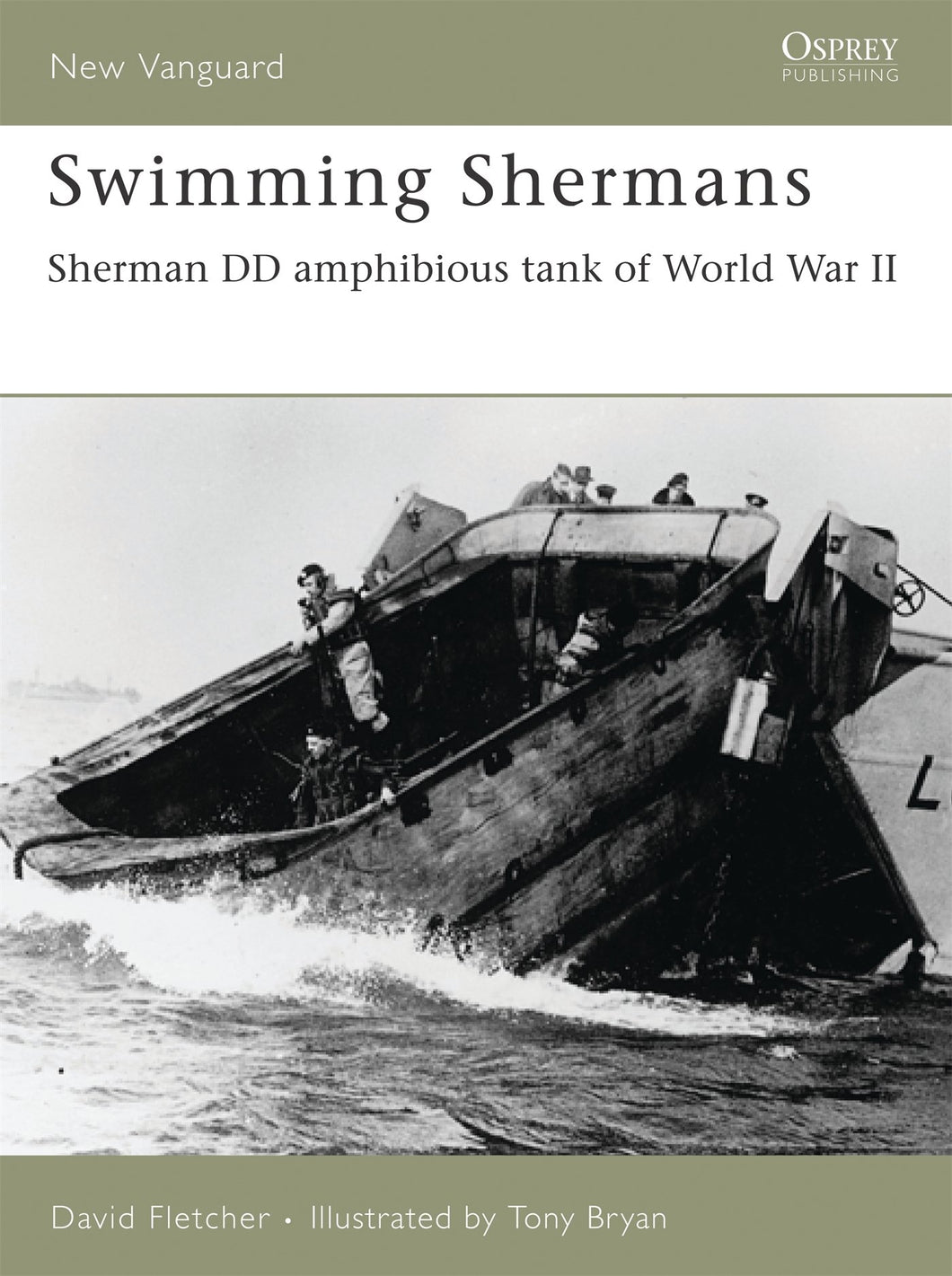 Swimming Shermans: Sherman DD amphibious tank of World War II - The Tank Museum