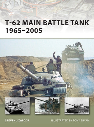 T-62 Main Battle Tank 1965-2005 - The Tank Museum