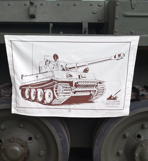 Tiger Tea Towel