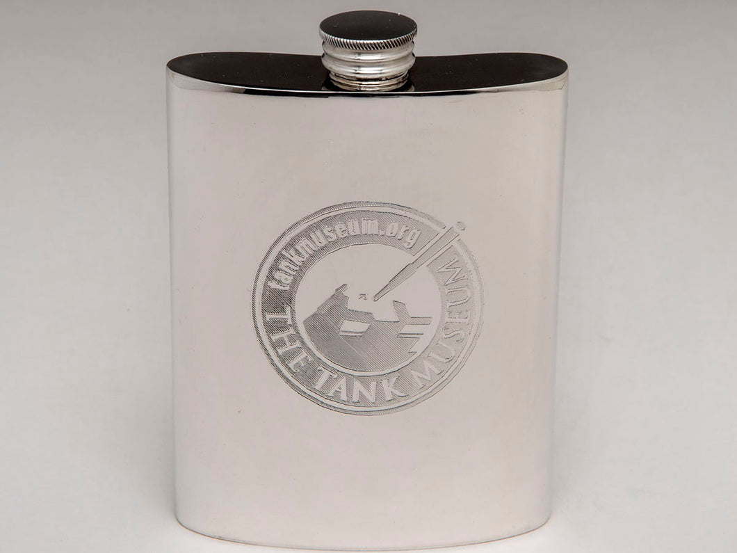 Tank Museum Hip Flask - The Tank Museum