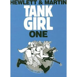 Tank Girl: One - The Tank Museum