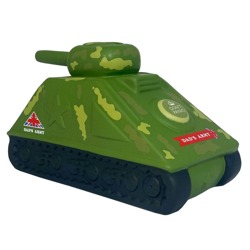 Dad's Army Tank Money Box - The Tank Museum