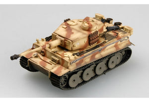 Easy Model Tiger I (Early Type) - The Tank Museum
