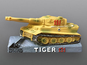 Tiger 131 Magnet - The Tank Museum