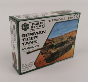 1/72 German Tiger Tank - The Tank Museum