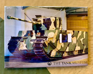 The Tank Museum's TOG II* Fridge Magnet - The Tank Museum