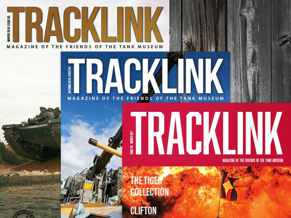Tracklink Magazine Subscription