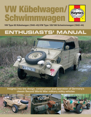 VW Kubelwagen/Schwimmwagen Enthusiasts Haynes Manual - The Tank Museum