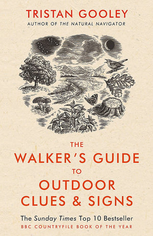 The Walker's Guide to Outdoor Clues & Signs Book - The Tank Museum