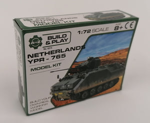 1/72 Netherlands YPR - 765 - The Tank Museum