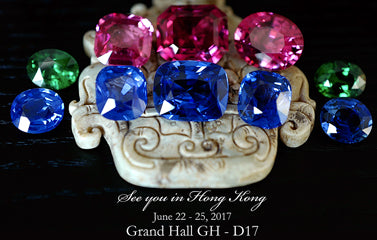 Hong Kong Gem and Jewelry Show