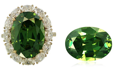 Demantoid Garnet – the Gem of Czars